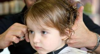 Как постричь ребёнка