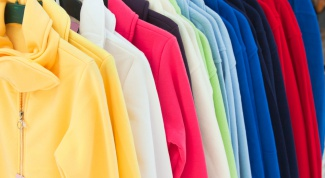 How to clean the jacket at home