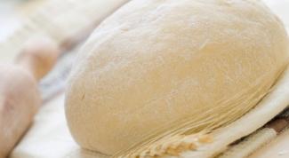 Как приготовить простое дрожжевое тесто