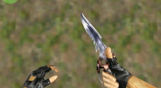 Как сделать ботов с ножами