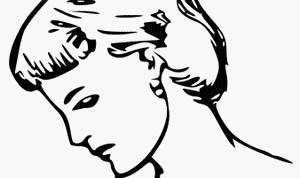 Как рисовать профиль человека
