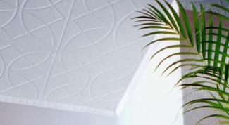 Как сделать потолок из пластика