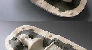 Как сделать силиконовые формы самому