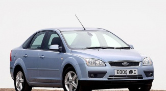 How to change a light bulb in a Ford focus