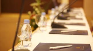 Как организовывать конференции