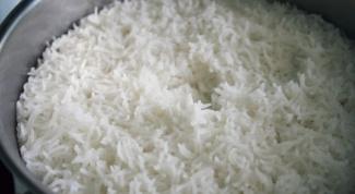 Как промывать рис