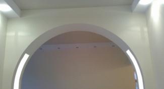 Как сделать арки в квартире