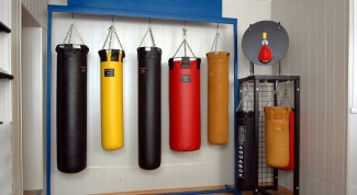 How to choose a Boxing bag