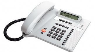 перевести телефон в тональный режим