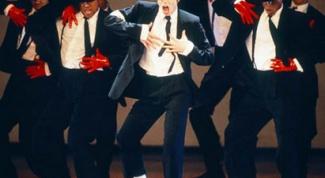 Как танцевать, как майкл джексон