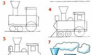 Как нарисовать игрушки