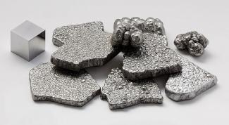 Как определить железо
