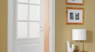 Как обновить межкомнатные двери