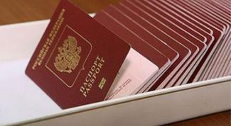 Как получить загранпаспорт старого образца