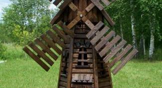 Как построить мельницу