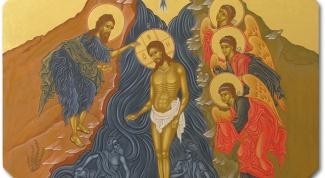 Как выбирать крестных родителей