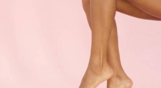 Как убрать отеки ног