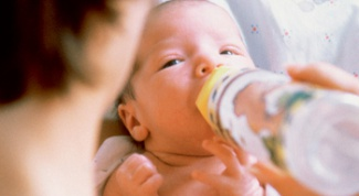 How can a newborn drink