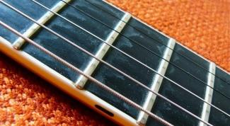 Как настроить гриф гитары