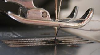 Like threading the sewing machine