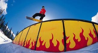 Как делать трюки на сноуборде