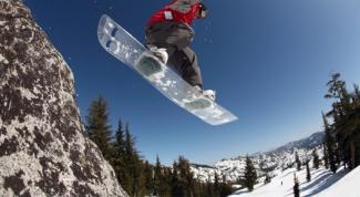 Как подобрать размер сноуборда