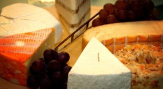 Как порезать сыр