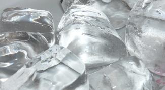 Как заливать лёд