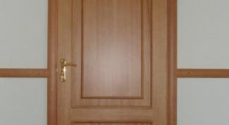 Как сделать самому деревянные двери