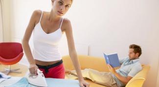 Как убрать пятна от утюга