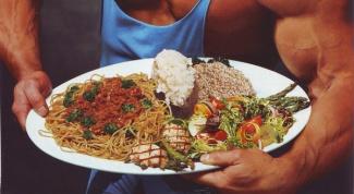 Как нарастить мышечную массу за счет питания