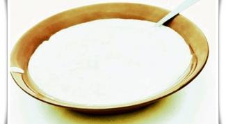 Как варить манную кашу на воде