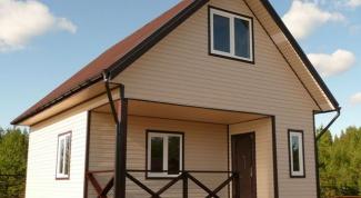 Как построить маленький домик