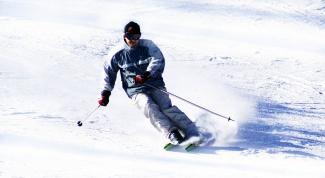 Как регулировать горные лыжи