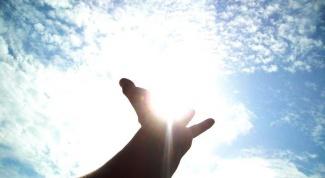 Как услышать бога