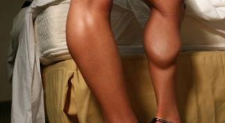Как убрать мышцы на ногах