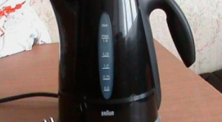 How to fix the kettle