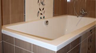 Как построить ванную