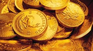Как покупать золотые монеты в 2017 году