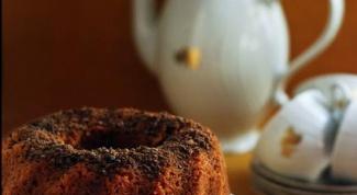 Как испечь кофейный кекс