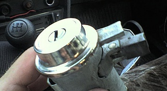 How to change the ignition switch