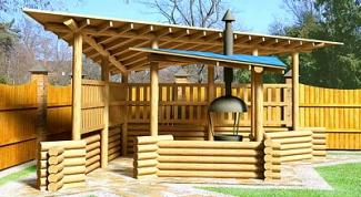 Как построить деревянную крышу