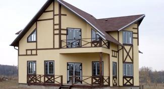 Как построить дом из панелей