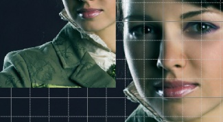 How to remove in photoshop the grid