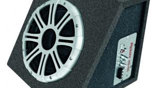 Как подключить активный сабвуфер к автомагнитоле