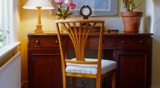 Как починить стул