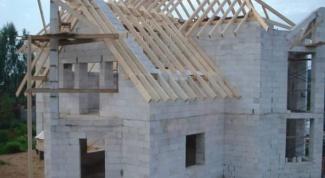 Как построить дом из газосиликатных блоков