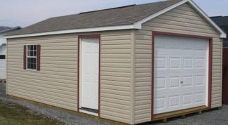 Как построить гараж правильно
