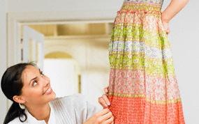 Как сшить платье на лето