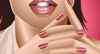 Как сделать губы гладкими